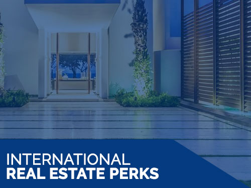 INTERNATIONAL REAL ESTATE PERKS 1