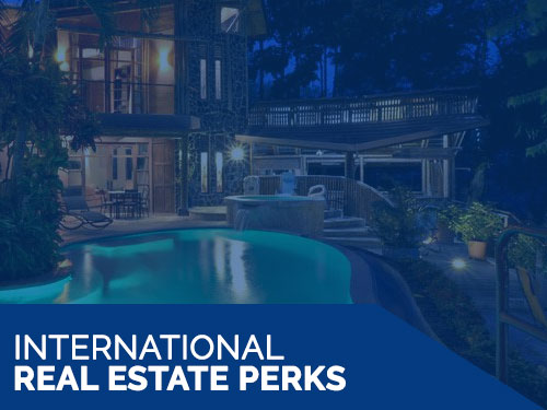 INTERNATIONAL REAL ESTATE PERKS 2